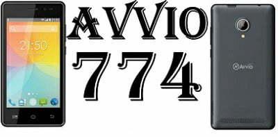 avvio 2B774
